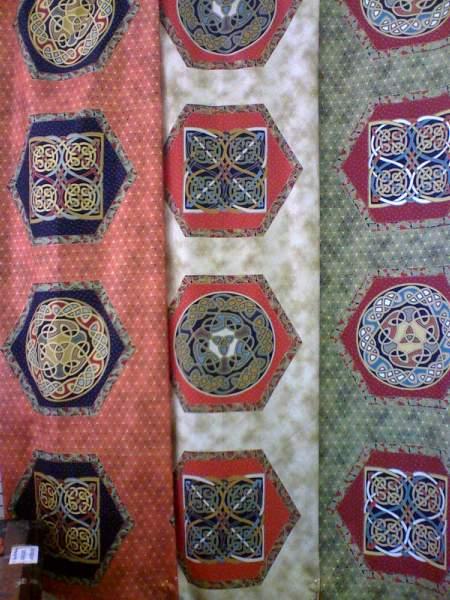 Celtic fabric