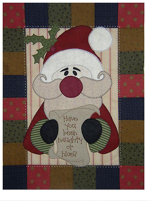 Santa's Scroll